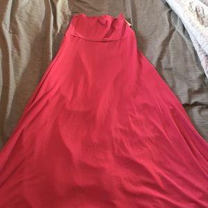 💵💵Sale $10.  Lularoe maxi skirt